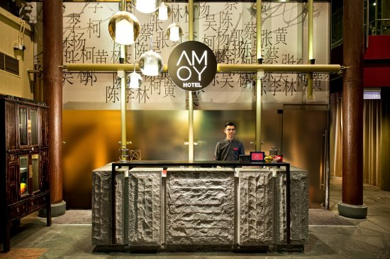 AMOY by Far East Hospitality Hotel