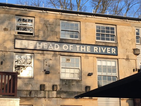 The Head of the River