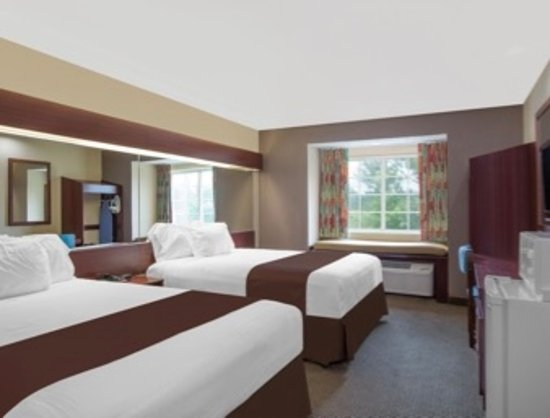 Microtel Inn & Suites by Wyndham Meridian