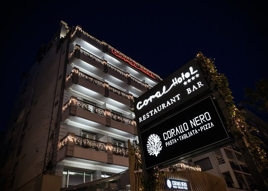 Coral Athens Hotel