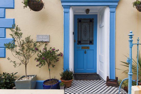 The Old Parsonage Mevagissey Bed and Breakfast