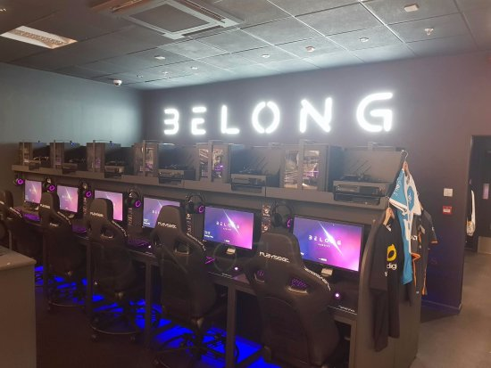 Belong By Game Picture Of Belong Cardiff Cardiff