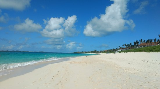 Cabbage beach nassau