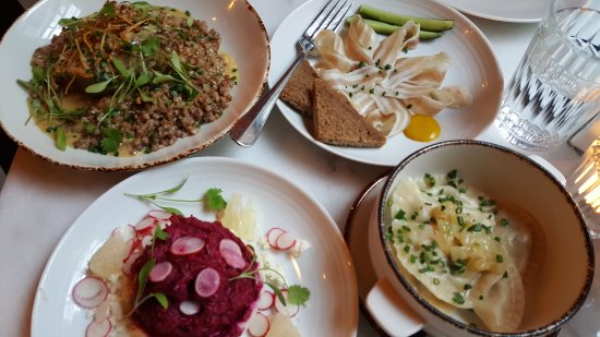Zima London's Best Russian Restaurants