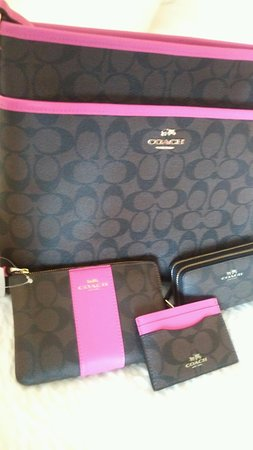 Fashion Outlets Of Chicago Coach Purse