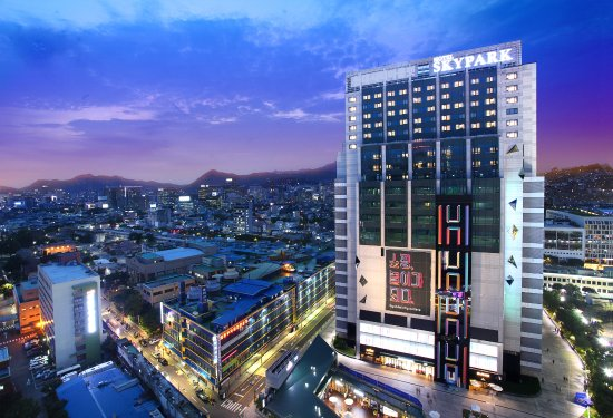 Hotel Skypark Kingstown Dongdaemun