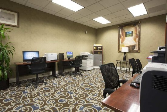 Doubletree By Hilton Chicago O Hare Airport Rosemont Business Center