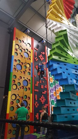 Clip N Climb Derby England Updated 2018 Top Tips