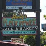 Andy's Flour Power Bakery