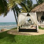 1 of 6 Cabanas @ the Velero! Spent alot of time here!