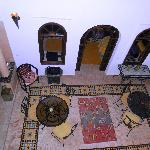 patio_vu_de_la_chambre Yasmine