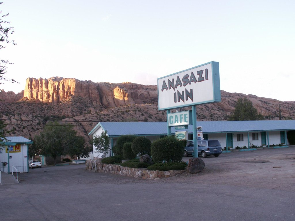 Anasazi Inn at Tsegi