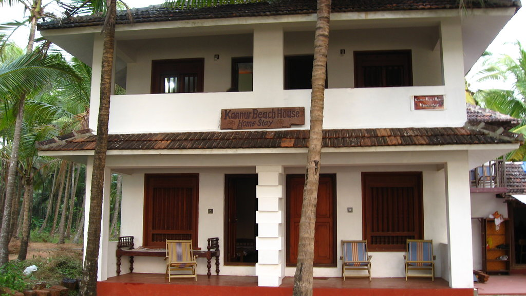 ‪Kannur Beach House‬