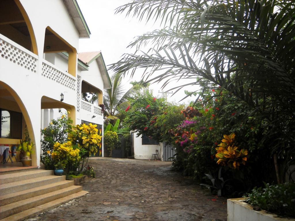 The Almond Tree Guest House