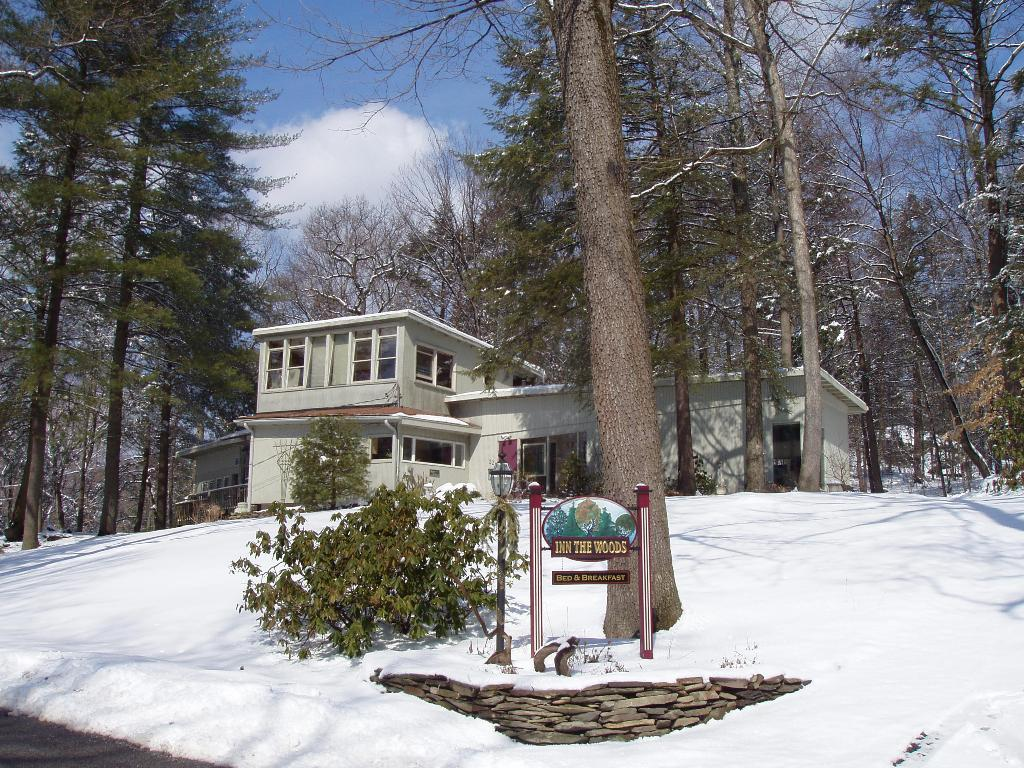 Inn the Woods Bed and Breakfast