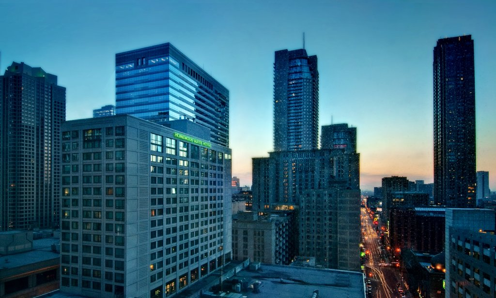 ‪Homewood Suites by Hilton Chicago Downtown‬