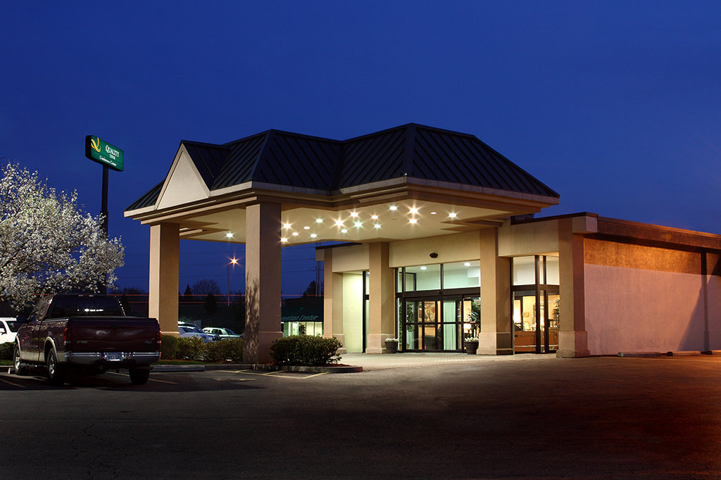 ‪Quality Inn and Conference Center‬