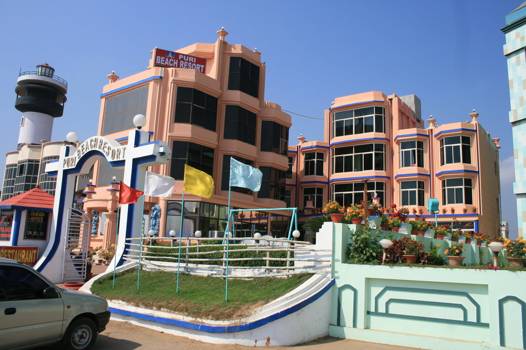 Puri Beach Resort