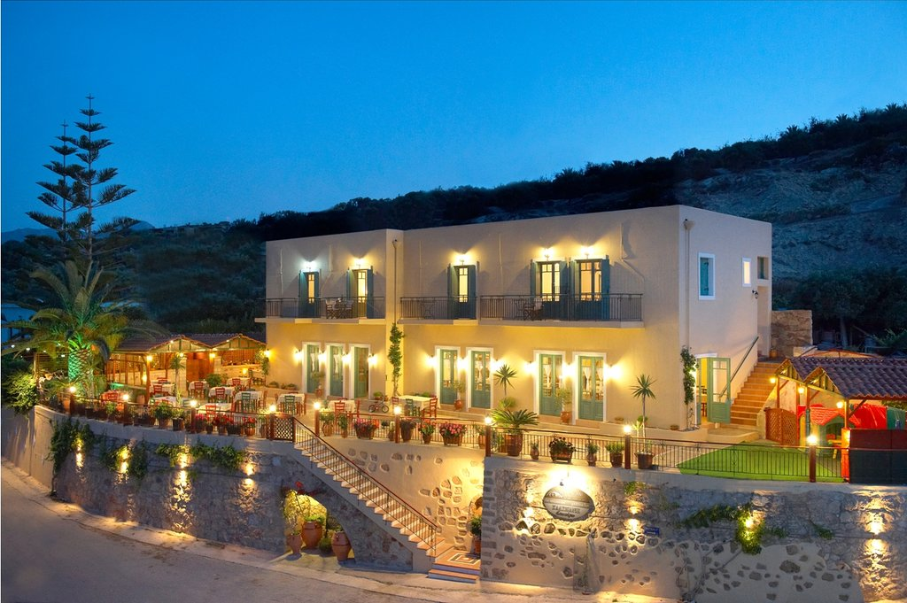 Kaliviani Traditional Hotel