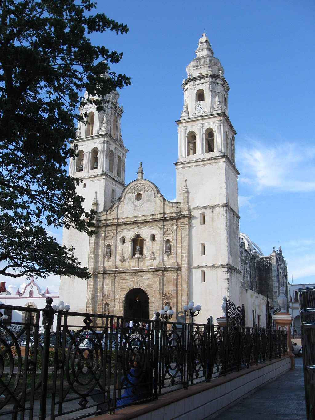 Cathedral of Campeche