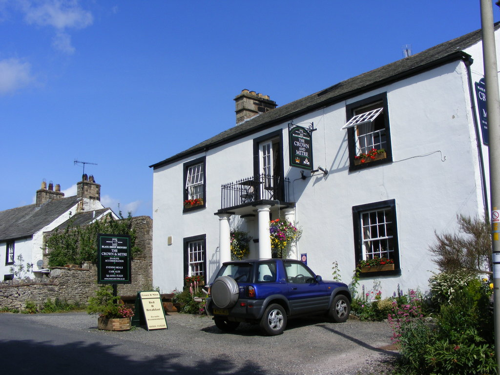 Crown & Mitre Inn