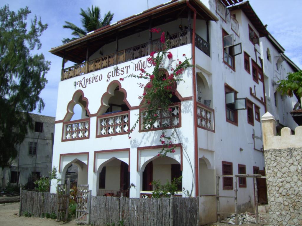 Kipepeo Guest House