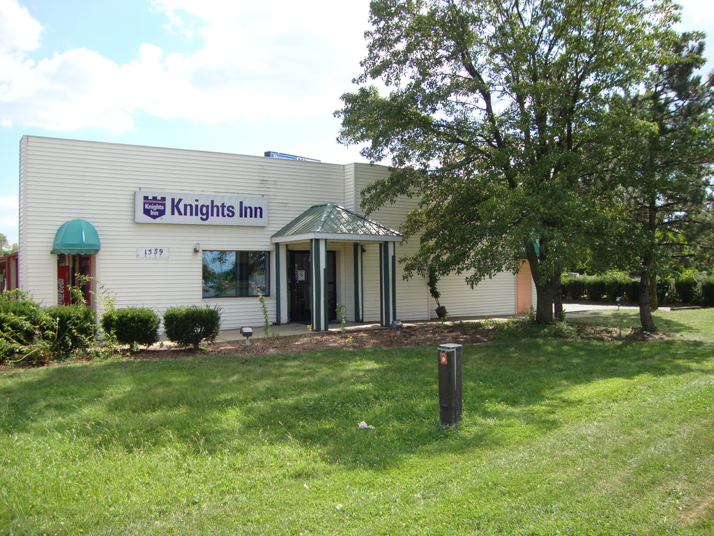 Knights Inn Downtown Columbus