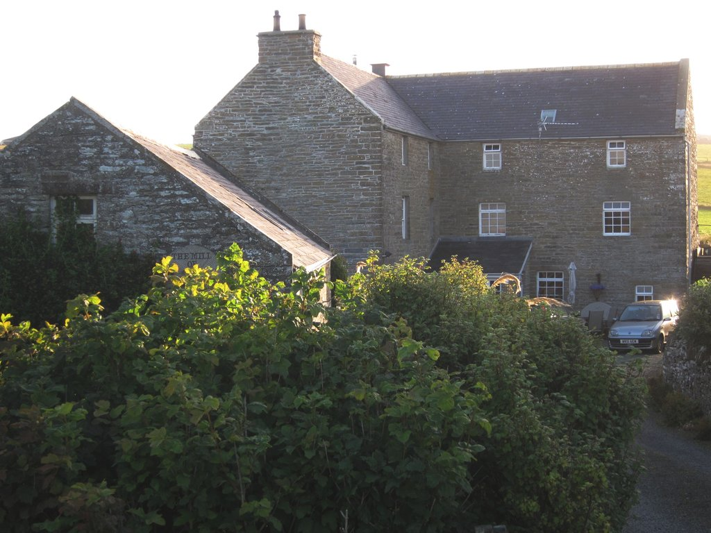Mill of Eyrland