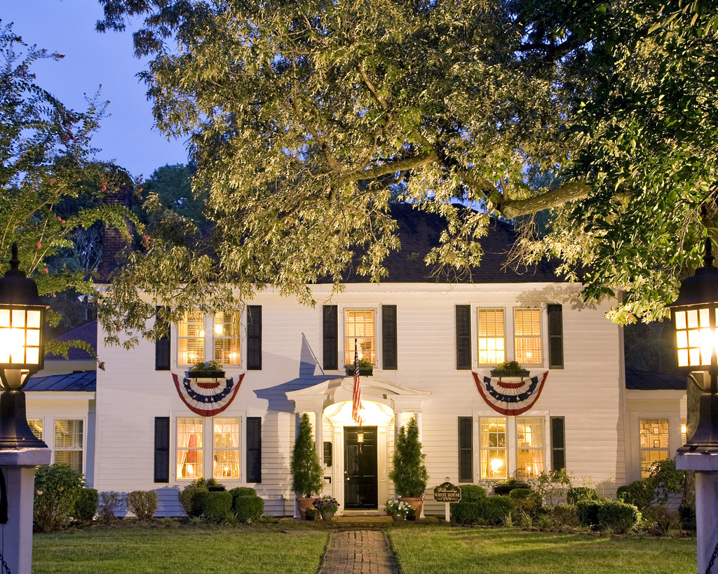 A Williamsburg White House Bed and Breakfast