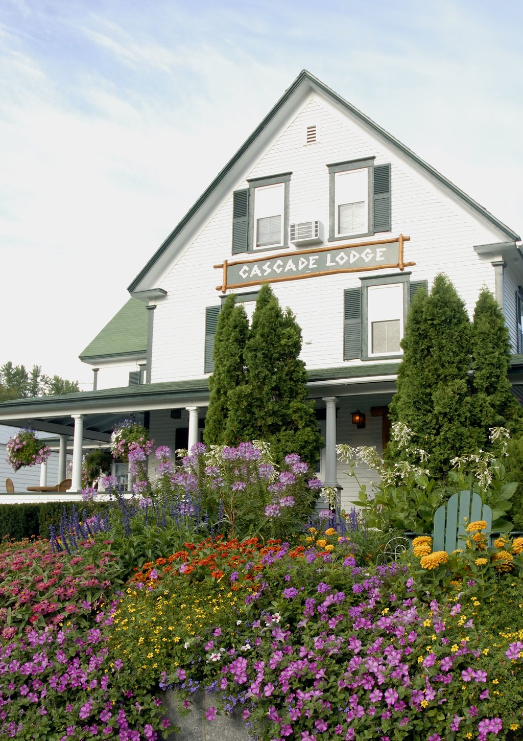 Woodstock Inn, Station & Brewery