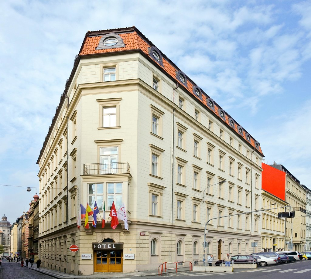 Chopin Hotel Prague City