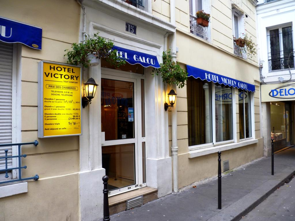 Victory Hotel Galou