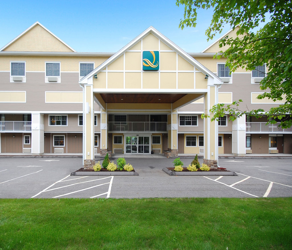 ‪Quality Inn & Suites Maine Evergreen Hotel‬