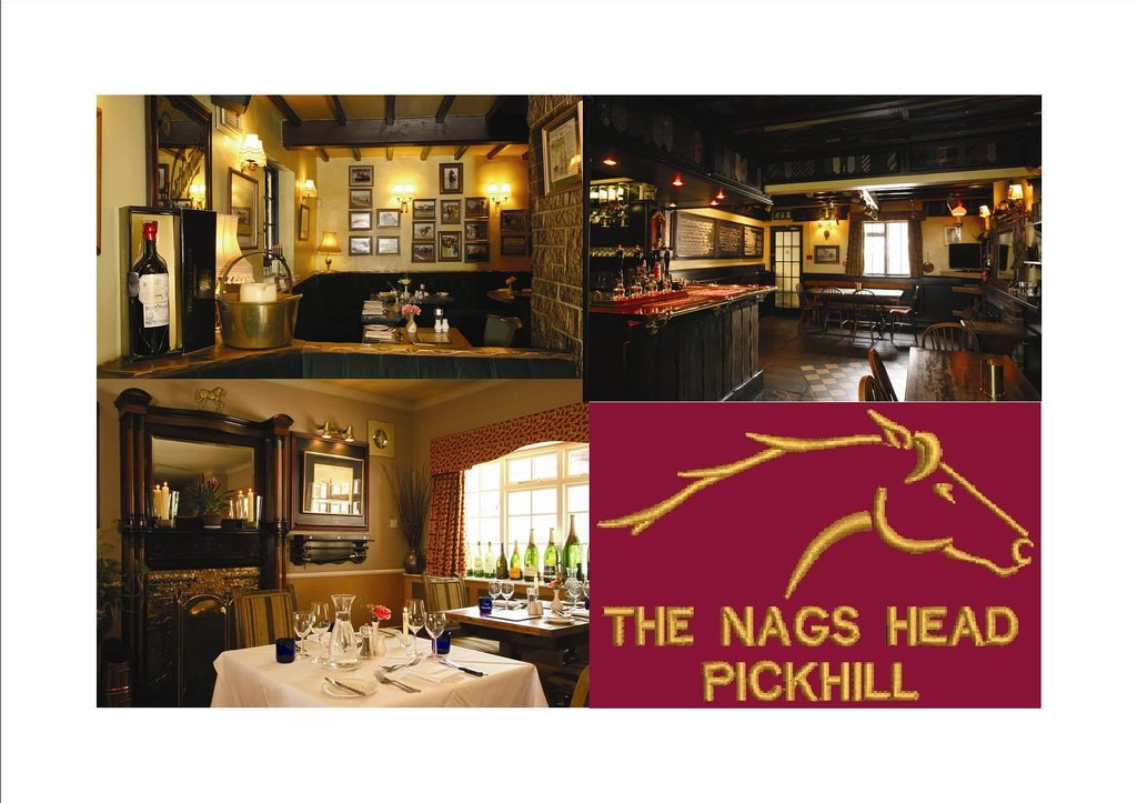 ‪The Nags Head Residential Country Inn & Restaurant‬