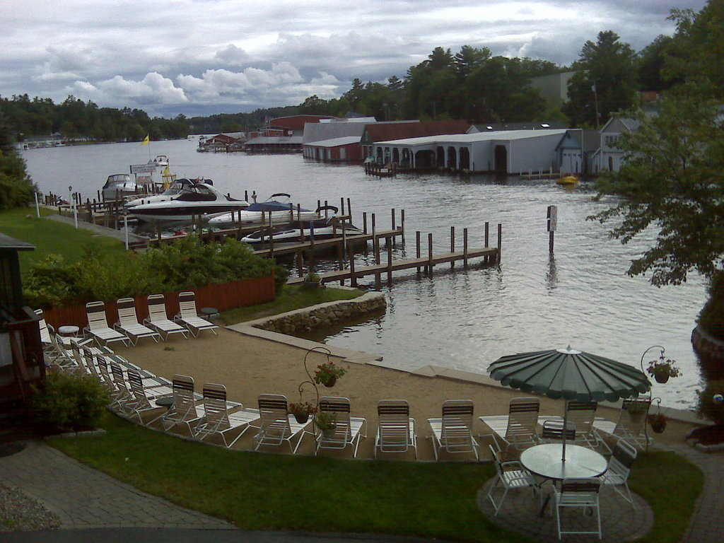 Channel Waterfront Cottages