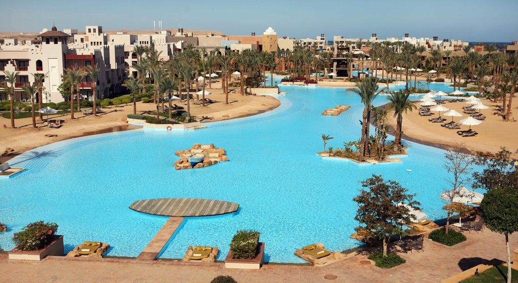 Crowne Plaza Sahara Sands Port Ghalib Resort