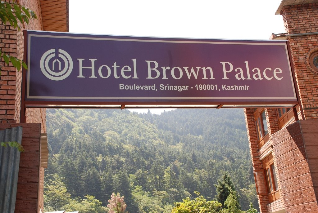 Hotel Brown Palace