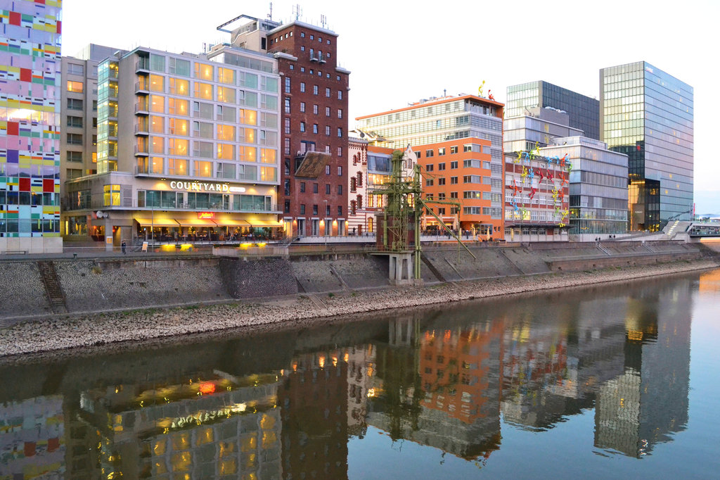 Courtyard by Marriott Duesseldorf Hafen