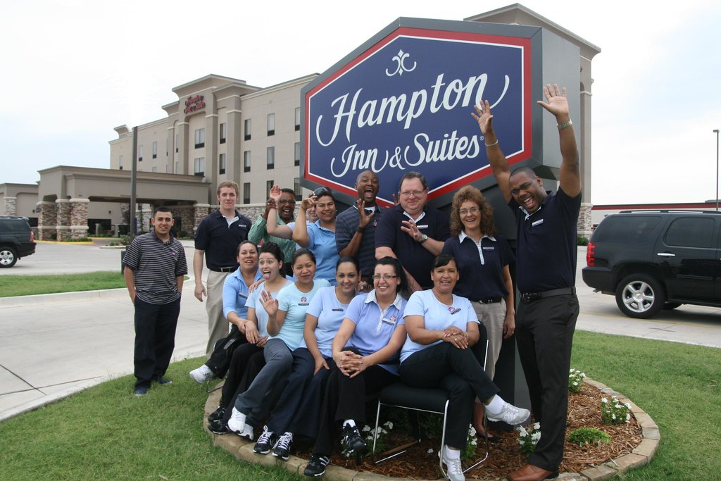 Hampton Inn & Suites Enid