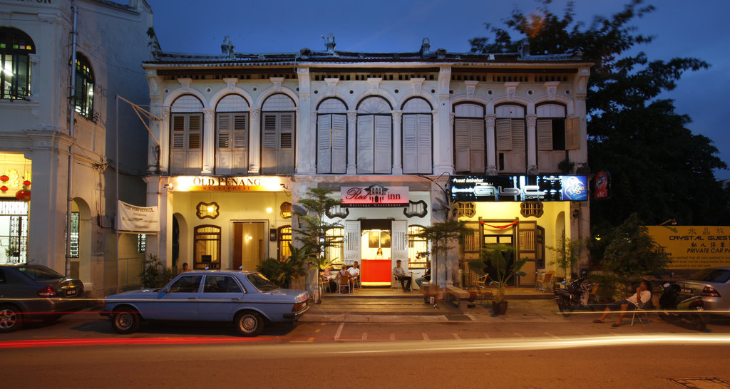 Red Inn Penang Guesthouse