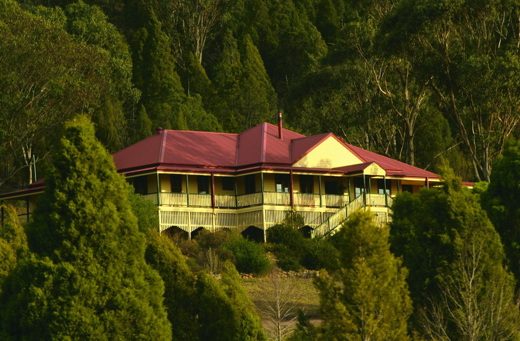 The Mudgee Homestead Guesthouse