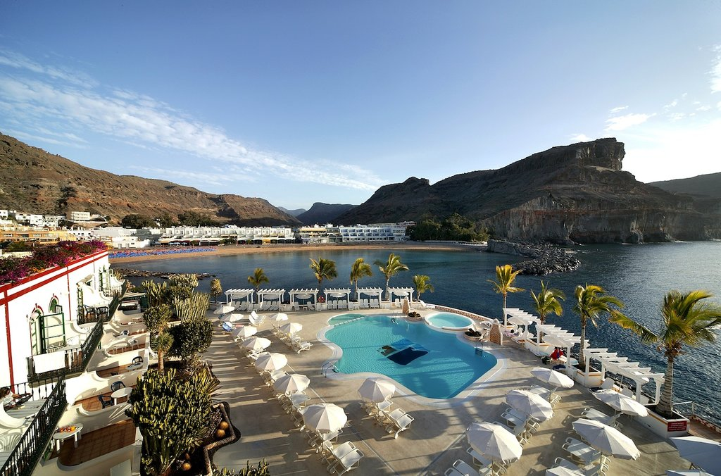 THe Hotel Puerto de Mogan