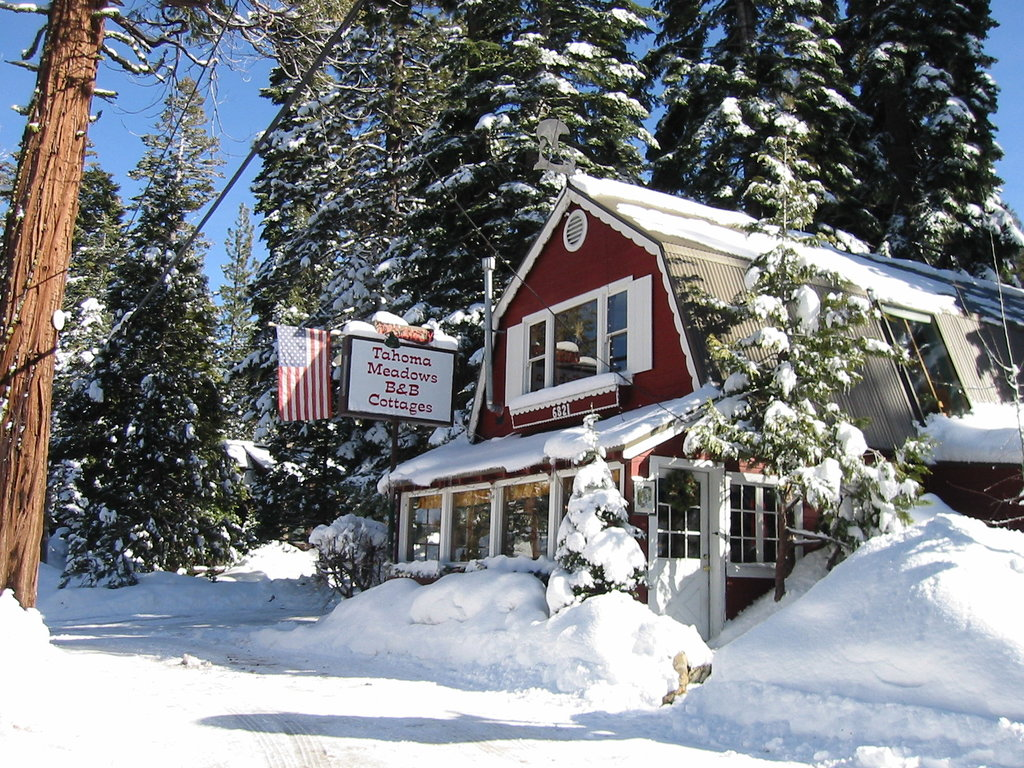 Tahoma Meadows B&B Cottages
