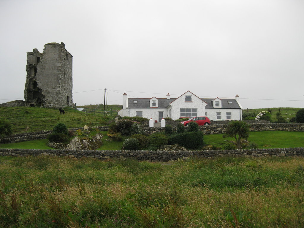 The Olde Castle House