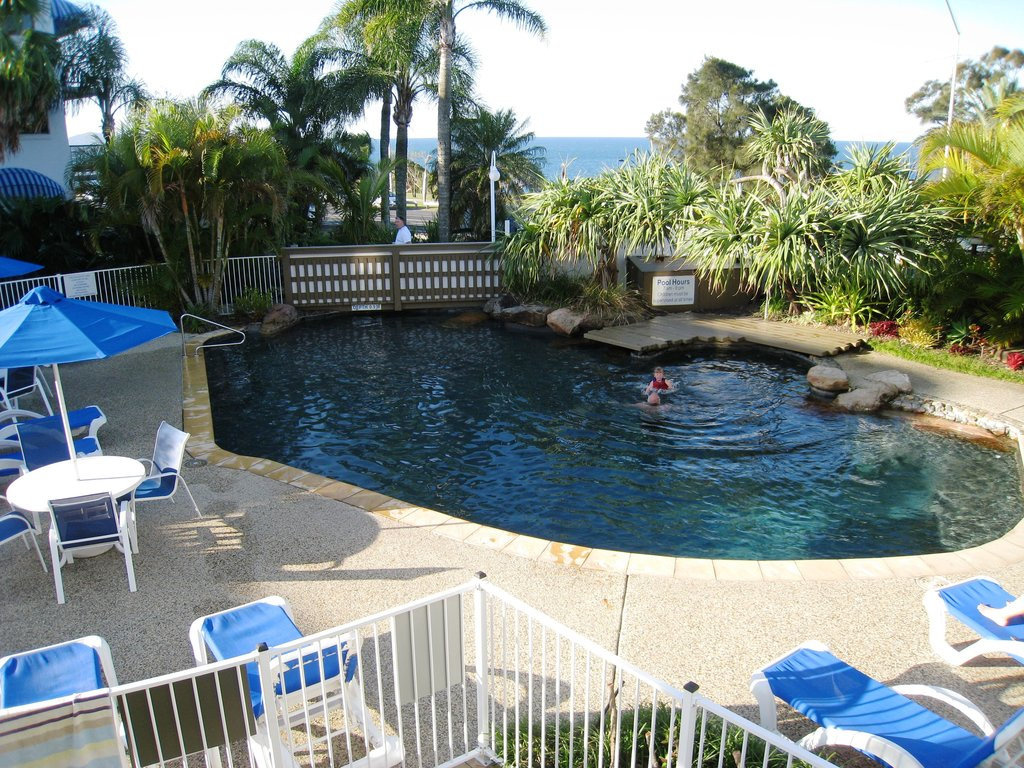 Headland Tropicana Resort