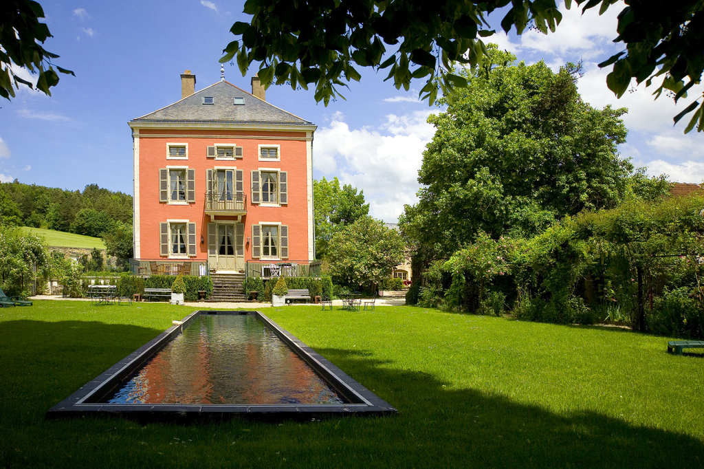 Le Chateau De Courban & Spa