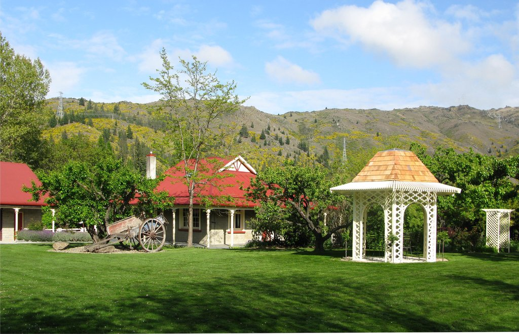 Hartley Homestead Boutique Bed and Breakfast