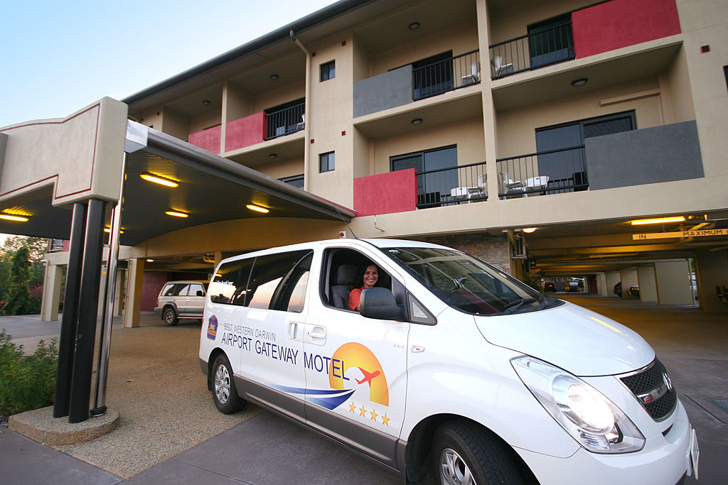 BEST WESTERN Darwin Airport Gateway Motel