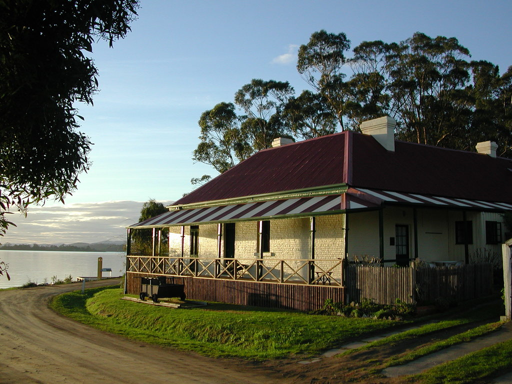 Norfolk Bay Convict Station