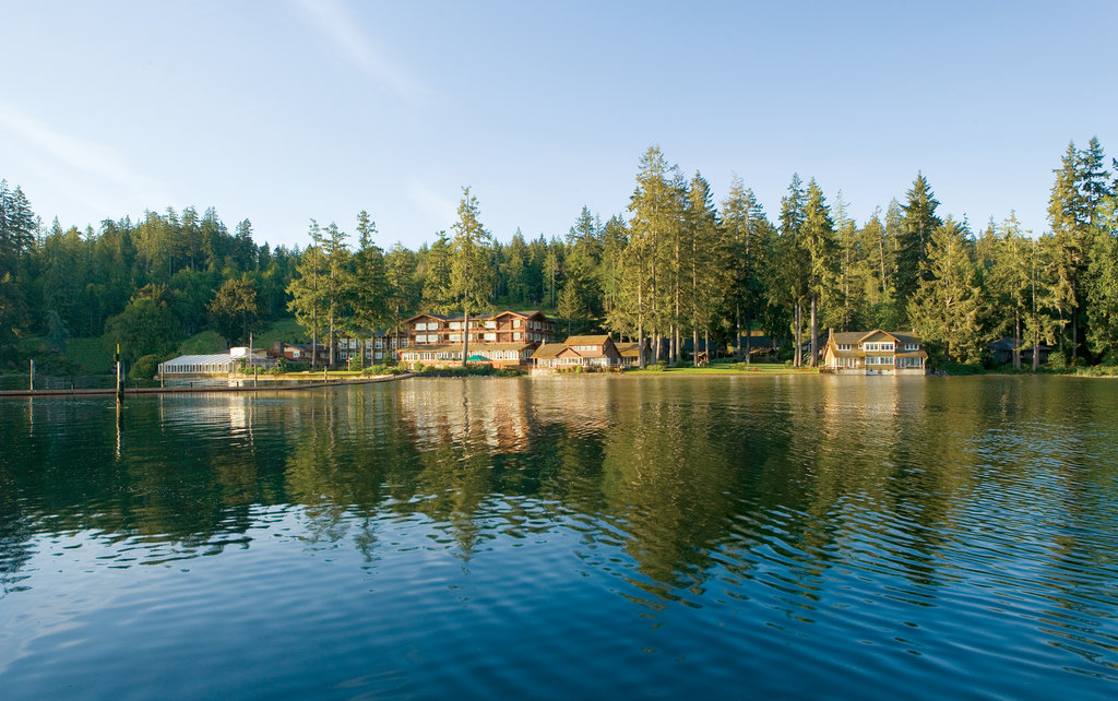 ‪Alderbrook Resort & Spa‬